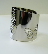 Wear - Coco Johnsen butterfly cuff