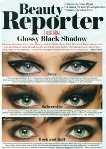 primp - Beauty report eyes